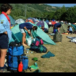 Incidenti montagna, salvati 7 scout