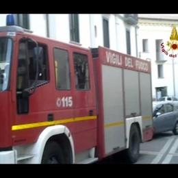 Fumo in palazzo Arezzo, 7 intossicati