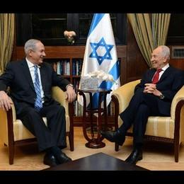 Israele: Netanyahu a Peres, ecco governo