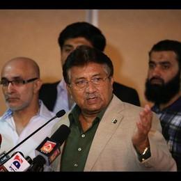 Pakistan: Musharraf torna dall'esilio