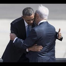 Mo: Obama, mi arrendo a fascino di Peres