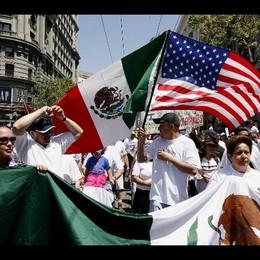 Ap,via parola illegali accanto immigrati