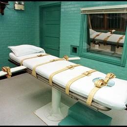 Texas, omicida giustiziato con iniezione