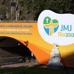 Da Bergamo a Rio per la Gmg 37 bergamaschi volano in Brasile