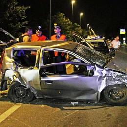 Tamponato con l'auto da un ubriaco muratore 25enne muore nel Piacentino