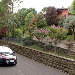 Villa Calderoli, ancora i ladri: secondo tentato furti in 4 mesi