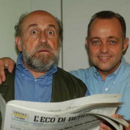 Beruschi e Ghislandi in coppia Serata di cabaret a Santa Brigida