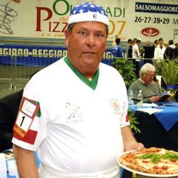 Addio al «mago della pizza» Premiato a livello mondiale