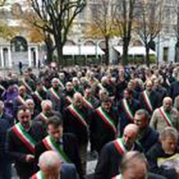 I sindaci al ministro Delrio:  «A Bergamo prima di gennaio»