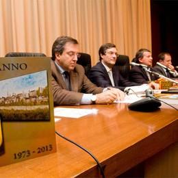 40 anni dedicati all'arte  Maranno al «San Bartolomeo»