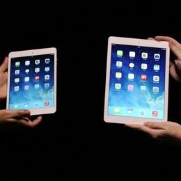 Apple sorprende:  L'iPad5 diventa Air