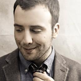Raphael Gualazzi  al Creberg teatro  Prima lombarda  il 16 novembre