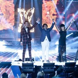 Una notte nell'Arena di X Factor  Grande spettacolo televisivo