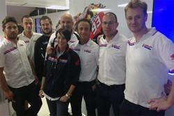 Il team bergamasco di Marquez