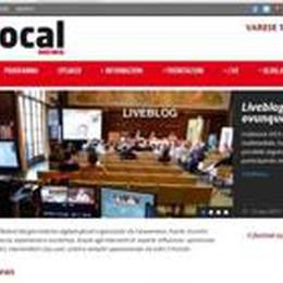 Il giornalismo online diventa glocal  A Varese 50 eventi: segui la diretta