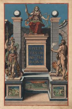 Il frontespizio del calendario 2014 della «Mai»