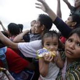 Il racconto: «Sei ore di paura  mentre il tifone distruggeva tutto»