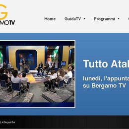 TuttoAtalanta su Bergamo Tv  Ospiti Bonaldi e Mazzoleni