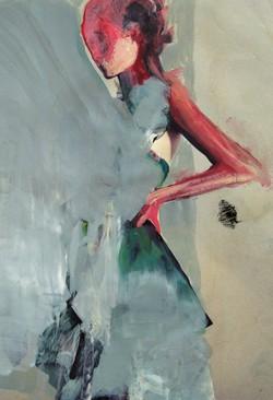 Un'opera di Ivano Parolini