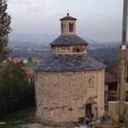 Splende il tempio di San Tomè  Tolta la gabbia dopo il restauro