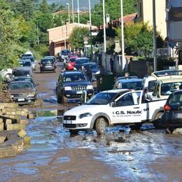 Sardegna, si contano le vittime  Siamo in un ciclone mediterraneo
