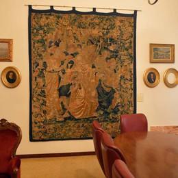 Furto al municipio di Treviglio  Rubato il quadro del Re d'Italia