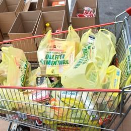 Oltre 360 famiglie in difficoltà  Scatta la 17ª Colletta alimentare