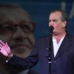 Calderoli tuona contro Bossi  «Deve fare un passo indietro»