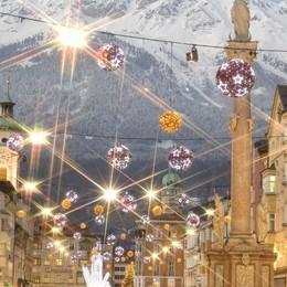 Innsbruck scintilla  La magia del Natale