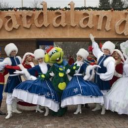 Magic Winter   a Gardaland
