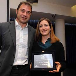 Premio Mangiarotti a Caironi  «Fulgido esempio di positività»