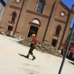 La Caritas per Mirandola  Inaugurata la nuova chiesa