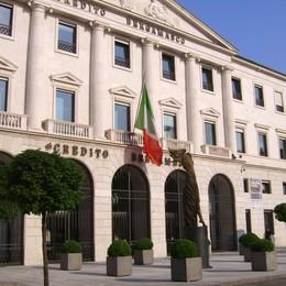 Credito Bergamasco addio  Sarà fuso nel Banco Popolare