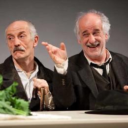 Donizetti, via alla stagione di prosa  In scena Toni e Peppe Servillo