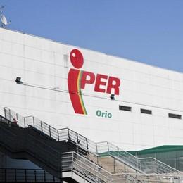 Iper Orio, firmato l'accordo:  in 260 a orario ridotto del 35%