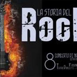 Il concerto di Natale 2013  La storia del rock al Donizetti
