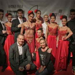 Bergamo trasloca a Sanremo  Tra danza, trucco e parrucco