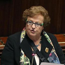 Il ministro Cancellieri a Bergamo  Prima in carcere poi all'università
