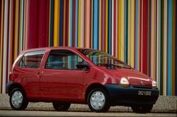 La prima Renault Twingo