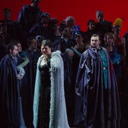 Torna «Un ballo in maschera»  Due serate al Teatro Donizetti