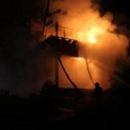 Cene, brucia il villino di Gamba  Nuovo giallo sul caso Valbondione