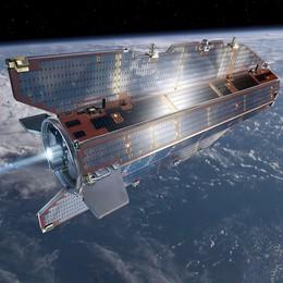 Il satellite cade sulla Terra  È allarme per «Goce»