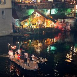 Aspettando il Natale  Mercatini a Ponte