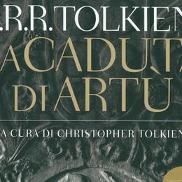 Dalle carte di Tolkien  spunta un poema su Artù