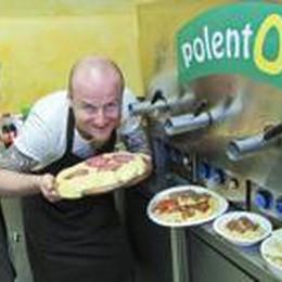 La polenta Bg sbarca a Mosca  Scommessa con  menù in cirillico