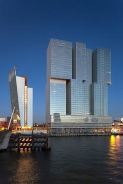 Le nuove torri di Rotterdam