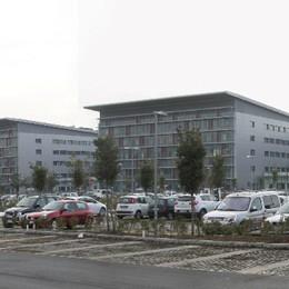 Ospedale, nuova grana dal parking  «Incassi al 20% sotto il previsto»
