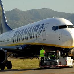 Peso eccessivo del bagaglio?  Ryanair: taglio al costo del 50%
