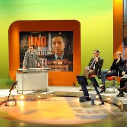 Treni e pendolari a Bergamo Tv   Del Tenno a «Uno contro Tutti»