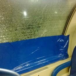 Del Tenno: troppo vandalismi sui treni  Bisogna prevenire e educare i giovani